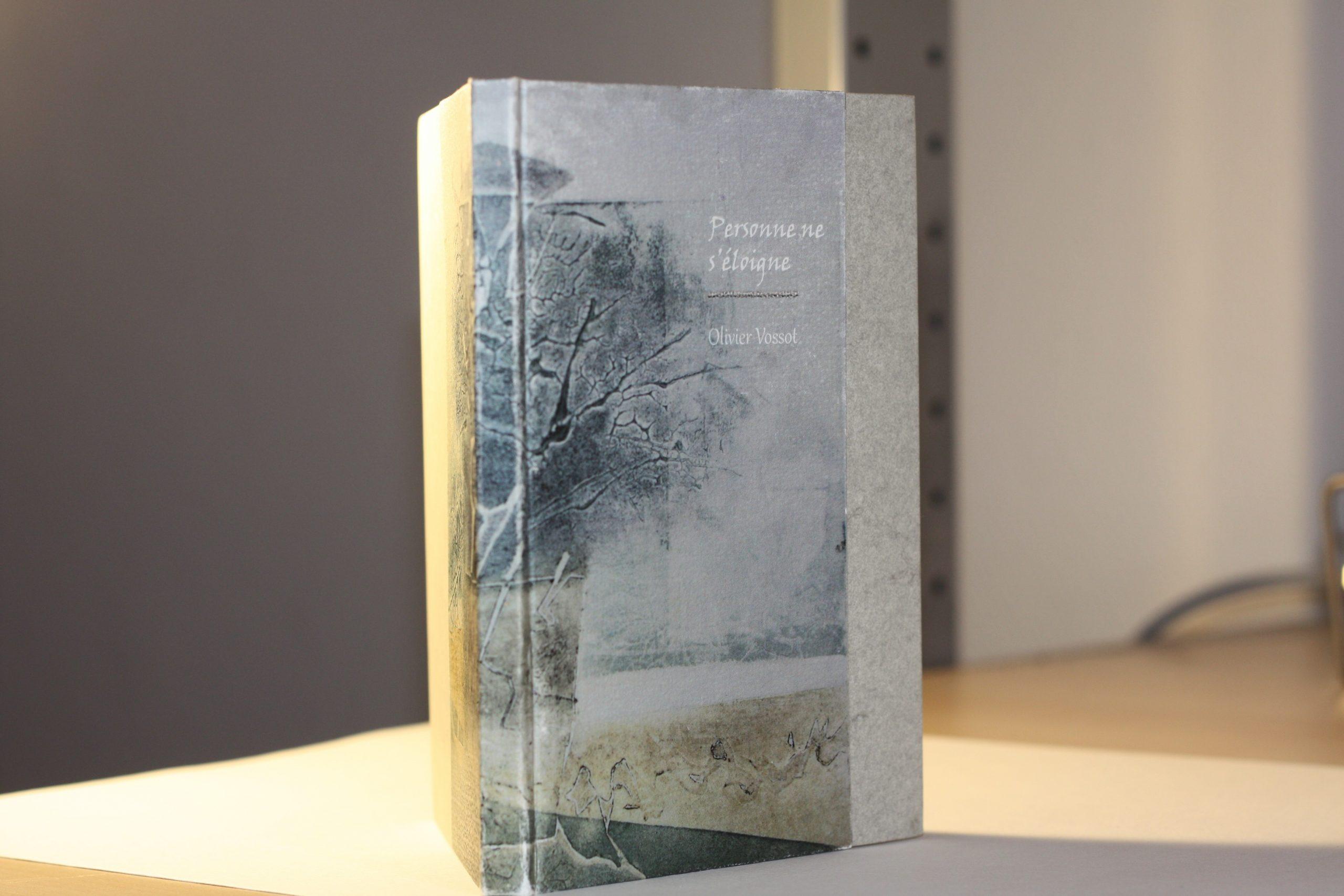 Personne ne s'éloigne – Prix du Premier recueil 2018 !