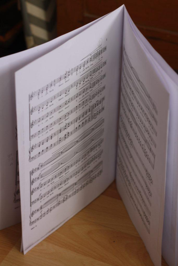 Création des cahiers finalisé
