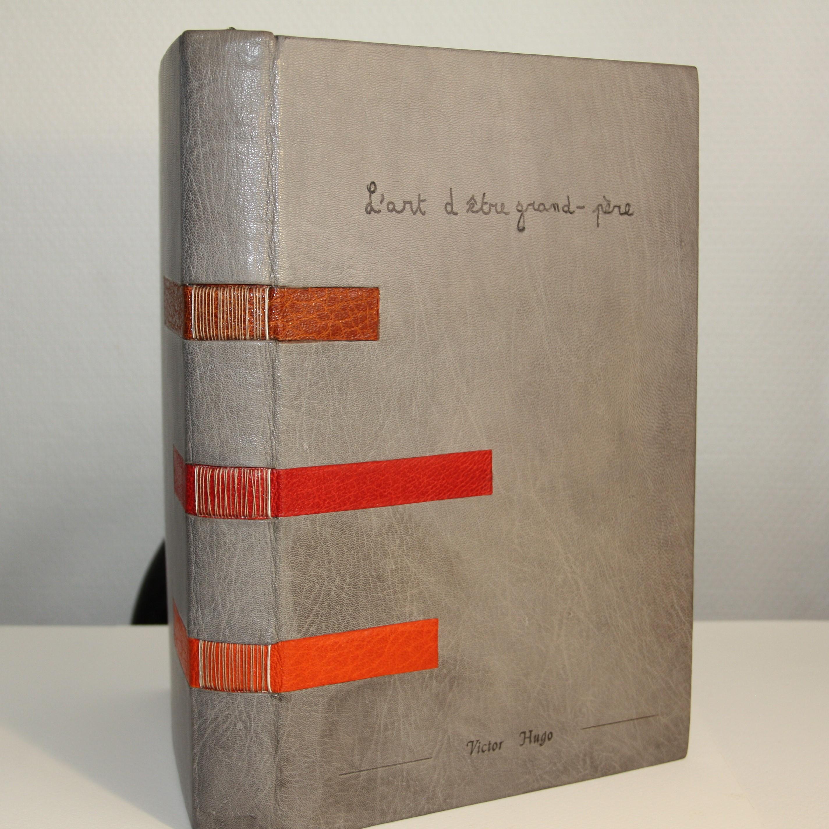 Victor Hugo - Art d'être Grand Père - Couverture